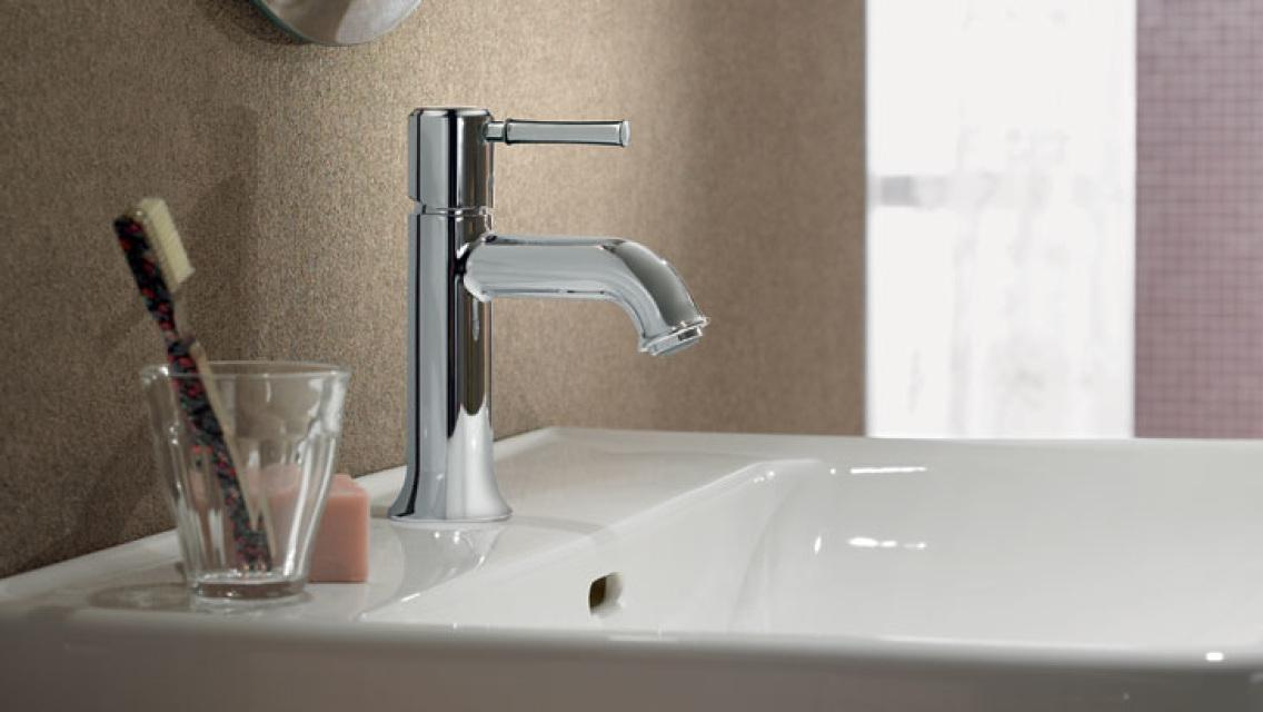 Hansgrohe bath faucets