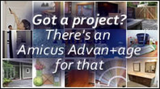 Amicus Advantage for Your Project